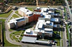 Выполнен монтаж 86 модульных блоков федерального центра травматологии, ортопедии и эндопротезирования, строящегося в Барнауле