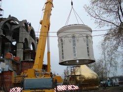 Промежуточные итоги строительства модульных храмов в Москве подведут в марте