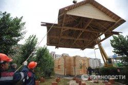 РПЦ предлагает строить модульные храмы в регионах