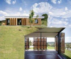 Чешские архитекторы строят прозрачные дома