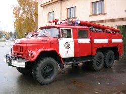 Добровольные пожарные дружины на страже спокойствия. Продолжение