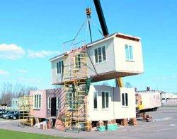 Строим дом – модульная технология